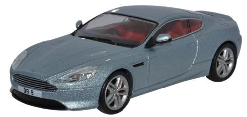 Coupe Martin Db9 Aston (Oxford Diecast AMDB9001 Aston Martin DB9 Coupe by Oxford Diecast)