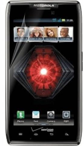Motorola Droid RAZR XT912 XtremeGUARD Screen Protector (Ultra CLEAR XTREMEGUARD Packaging) (Water Cover Motorola)