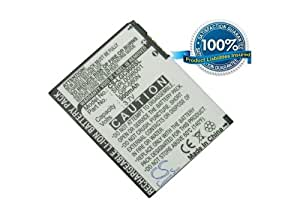 - 1 year warranty - 3.7V Battery For LG GC900e, Arena GT950, GT505, GT505e, GT400, GC900, GW525