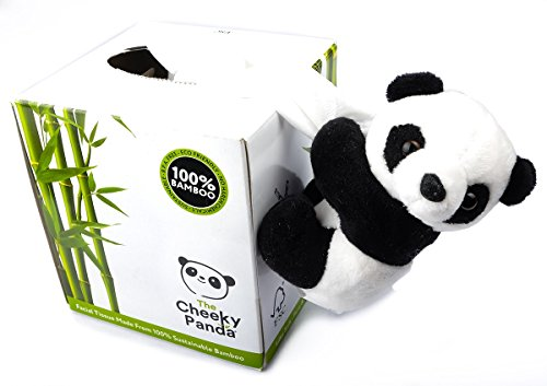 9 Count 1.9 kg The Cheeky Panda Plastic Free Home Essential Bundle