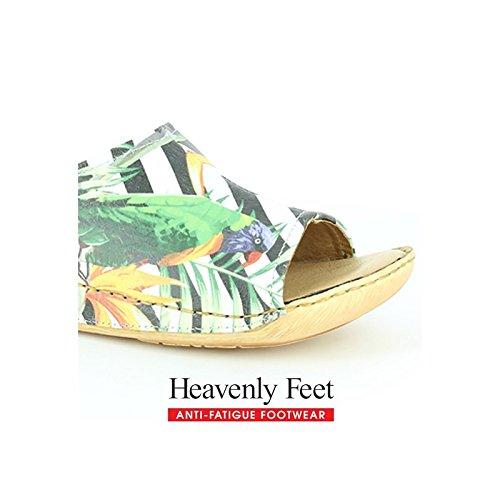 Heavenly Feet perruche Sandales