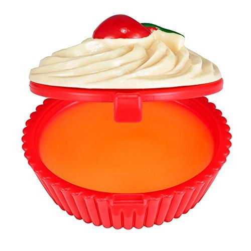 Holika Holika Dessert Time Lip Balm #6 Orange CupCake