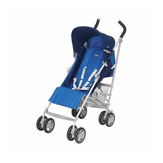 Chicco London Stroller Sapphire (Multi Color)