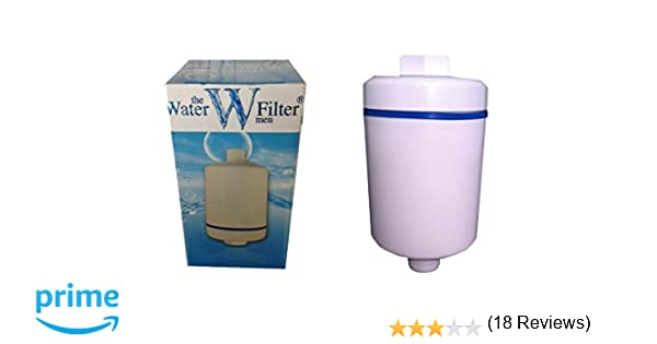 The Water Filter Men Inline - Filtro para Ducha - Universal ...