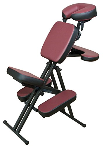 Portal Pro Massage Chair (Portal Light Massage Chair Color: Ruby)