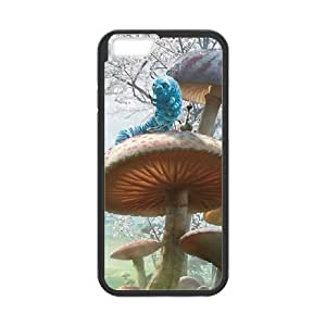 iphone6 4.7 inch Cell Phone Case Black Alice in Wonderland Character Alice HG7639948
