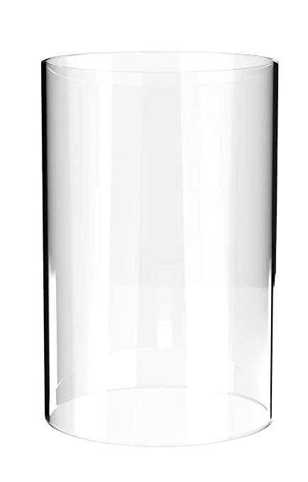 Groovy Amazon Com Amayon Borosilicate Glass Glass Vase Cylinder 14 Interior Design Ideas Ghosoteloinfo