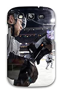 High Impact Dirt/shock Proof Case Cover For Galaxy S3 (los-angeles-kings Los Angeles Kings (56) )