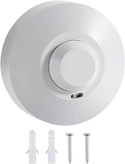 StepWorlf 5.8GHz Radar Microondas Sensor Interruptor Detector de ...