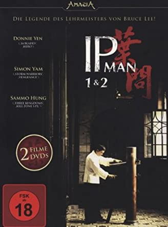 Amazon.com: IP MAN 1&2 [Import allemand]: Movies & TV