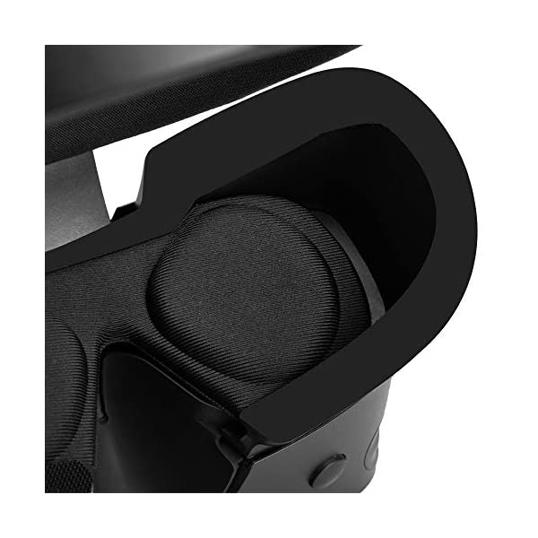 Orzero VR Lens Protect Cover Dust Proof Cover for Oculus Rift S, Washable Protective Sleeve 4