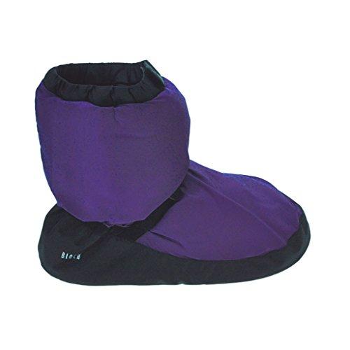 danza Up Warm Púrpura Boots Bloch TZgwd
