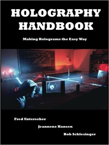Holography Handbook: Making Holograms the Easy Way, Unterseher, Fred; Schlesinger, Bob; Hansen, Jeanne