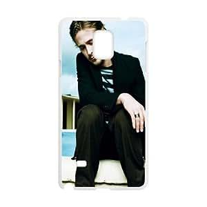 Ryan Gosling Samsung Galaxy Note 4 Cell Phone Case White FDO