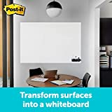 Post-it Dry Erase Whiteboard Film Surface for