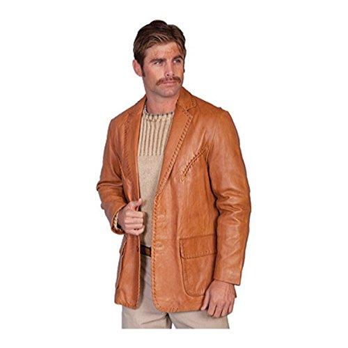 [スカーリー] メンズ ジャケット&ブルゾン Whip Stitch Blazer 719 Long [並行輸入品] B07DHMWN51 48