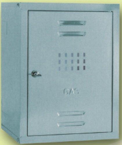 Cassetta Copricontatore Gas Zincata 55 H x 40 L x 25 P SecureBay