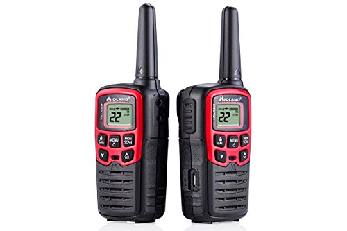 Midland - X-talker 26-mile, 22-channel Frs/gmrs 2-way Radios