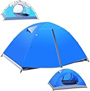 Lightweight Backpacking Tent -2 Person Ultralight Waterproof Camping Tent Easy Setup Tent for Camping Hunting