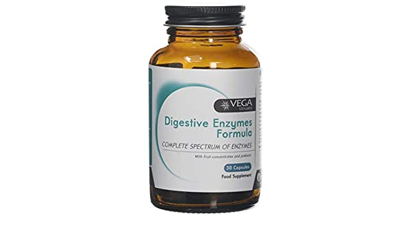 Vega Digestive Enzymes Formula: Amazon.es: Electrónica