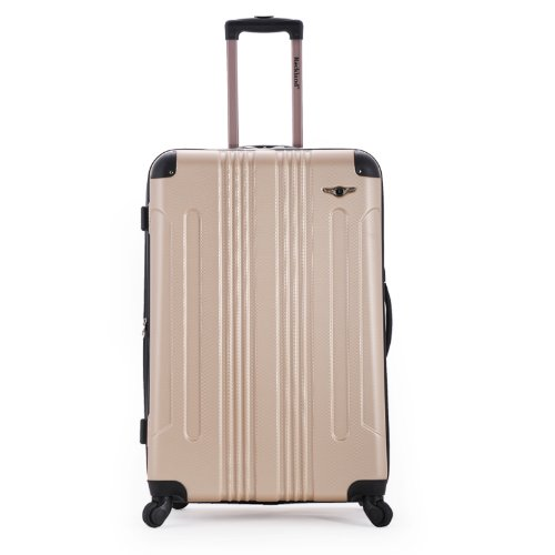 Rockland Hard, 28 Spinner Luggage, Champagne