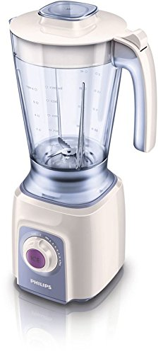 Philips Viva Collection Batidora HR2160/40 - Licuadora (2 L, Batidora de vaso