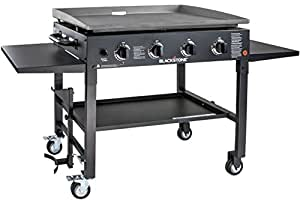 Blackstone 1554 36 inch Outdoor Cooking Gas Grill Griddle Station