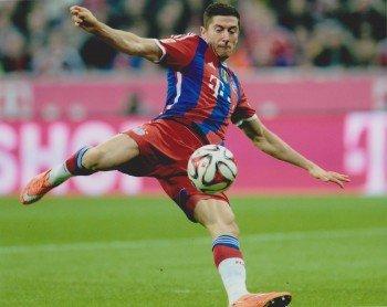 Amazon De Robert Lewandowski Fc Bayern Munchen Und Polen