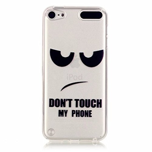 Mutouren Phone Case Suitable For IPhone 55s TPU Silicone Case Cover Clear Protective Bumper Case Ultra Slim Soft Scratch Resistant Soßdämpf End Silicone Case White–Hamburg Macaron Tower