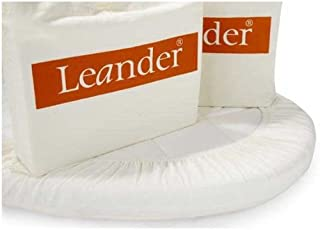 Spannbetttcher (2 Stck) fr die Leander Babywiege Wiege Betttcher