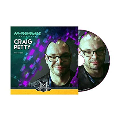 SOLOMAGIA At The Table Live Craig Petty - DVD - DVD and ...