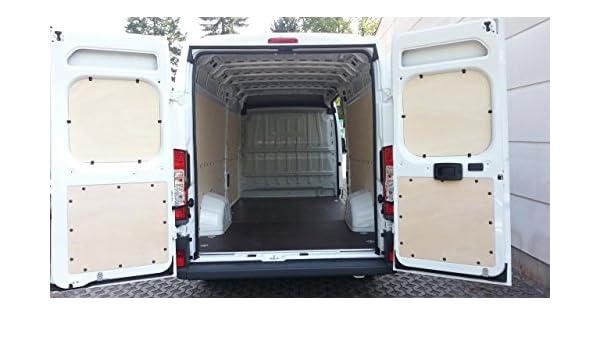Revestimiento interior + lámina de suelo para zona de carga para Boxer, Ducato L1 de 2006 en adelante: Amazon.es: Coche y moto