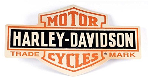 Harley-Davidson® Bar and Shield Metal Sign
