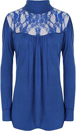 Funky Fashion Shop - Falda - para mujer azul real