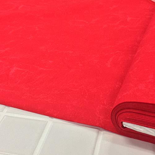 ハワイアン 生地 ラスター むら染め (149 赤)布 布地 手芸 綿100%のファブリック。ハワイアンキルトやパッチワークをはじめ、バッグ、雑貨、カーテンやクッションカバーなどのインテリアなどにオススメです。【1m単位】の商品画像
