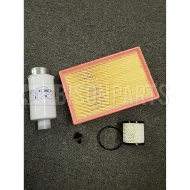 Filter Service Kit - Air Filter, Oil Filter, Fuel Filter, Oil Sump Plug BISON PARTS
