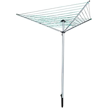 Superbe Jusdreen Essentials Clothesline Collapsible Drying Rack 9 Line Umbrella  Style Clothes Hanger Retractable Clothes Rotary