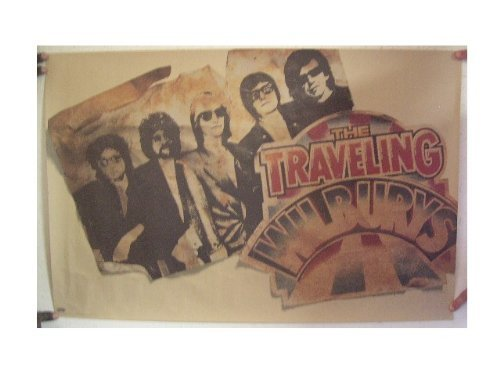 traveling wilburys poster