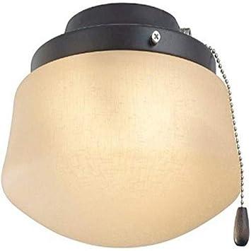 Fanimation LKLP101TS Low Profile Light Kit, Tortoise Shell