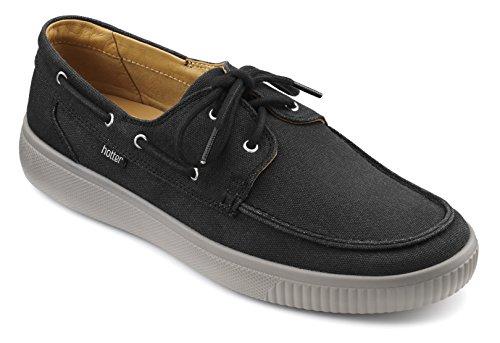 Hotter Mens Bahama Shoe Black (Black) 9Nzpcz