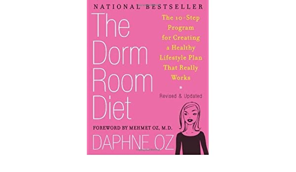 The Dorm Room Diet: The 10 Step Program For Creating A Healthy Lifestyle  Plan That Really Works By Oz, Daphne [William Morrow Paperbacks, 2010]  (Paperback) ... Part 39