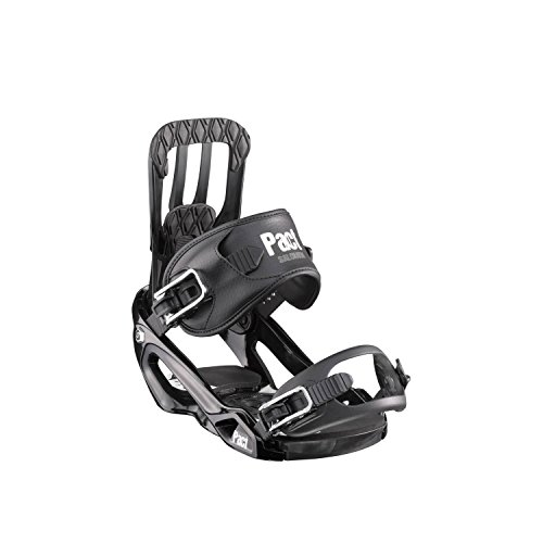 Salomon Snowboardbindung schwarz S