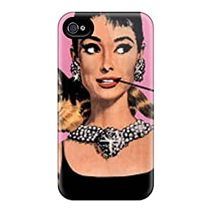 BlingCaseIn Scratch-free Phone Case For Iphone 4/4s- Retail Packaging - Bkfst At Tiffanys