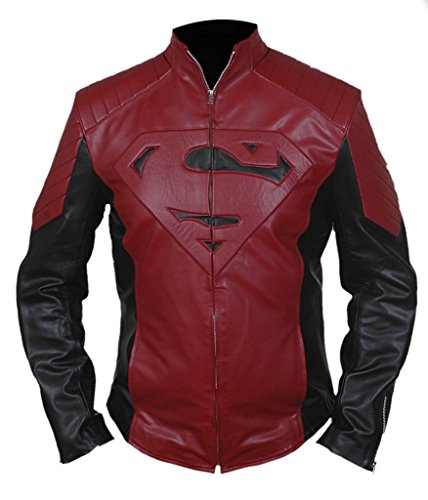 F&H Men's Superman Jacket
