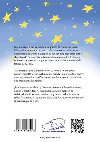 Cuando todo se vuelve oscuro aparecen las estrellas: Un cuento para niños que disfrutarán los adultos (Spanish Edition): Nuria Afonso: 9788416385263: ...