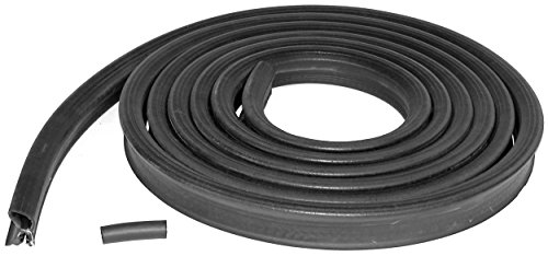 APDTY 140027 Rear Liftgate Window Hatch Glass Rubber Weatherstrip Seal Fits 1984-1995 Dodge Caravan 1990-1995 Chrysler Town & Country Plymouth Voyager (Replaces Mopar ()
