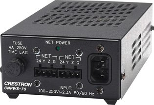 Crestron Cnpws-75 250 Volt, 4 Amp, 75 Watt Power Supply Cnpws75