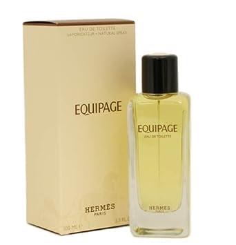 Equipage By Hermes For Men. Eau De Toilette Spray 3.3 Oz.