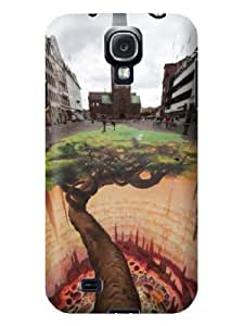 LarryToliver The Customizable 3D Art pictures Case for samsung Galaxy s4, Retail Packaging #2