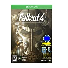 Fallout 4: Xbox One Gold Bundle with Season Pass Exclusive Vault Boy Socks by Fallout